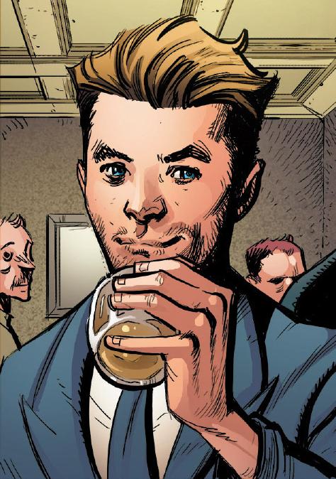Bryan Horowitz (Earth-616)