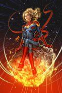 Captain Marvel Vol 10 1 Sanctum Sanctorum Comics & Oddities Exclusive Virgin Variant