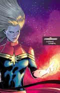 Captain Marvel Vol 10 25 Stormbreakers Variant