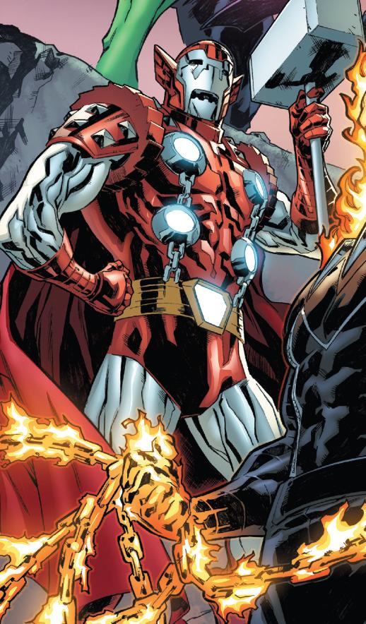 Dargo Stark (Warp World) (Earth-616)