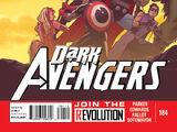 Dark Avengers Vol 1 184