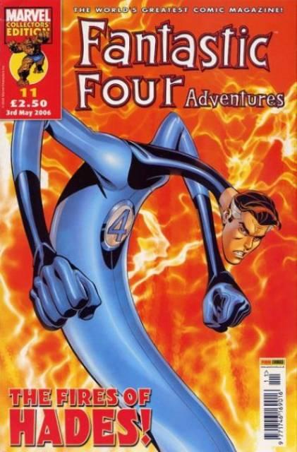 Fantastic Four Adventures Vol 1 11
