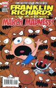 Franklin Richards March Madness Vol 1 1