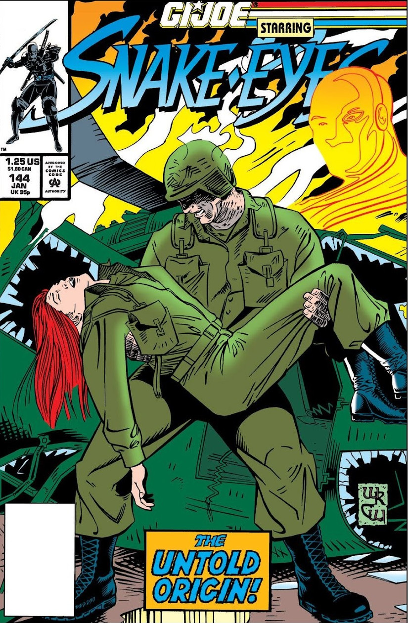 G.I. Joe: A Real American Hero Vol 1 144