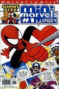 Giant Size Mini-Marvels Starring Spidey Vol 1 1