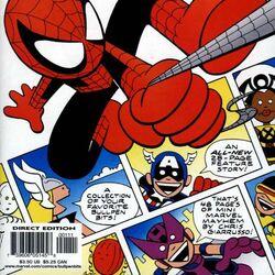 Giant Size Mini-Marvels: Starring Spidey Vol 1 1