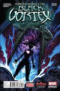 Guardians of the Galaxy & X-Men Black Vortex Omega Vol 1 1