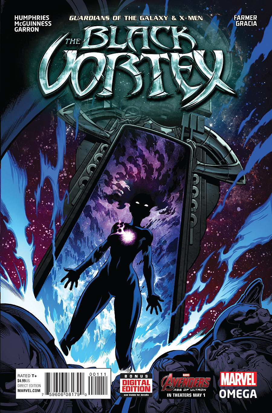 Guardians of the Galaxy & X-Men: Black Vortex Omega Vol 1