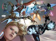 Guardians of the Galaxy (Earth-616) from Civil War II Vol 1 4 001