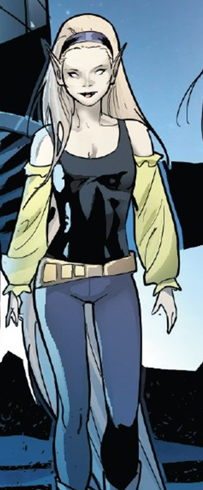Hepzibah (Earth-616)