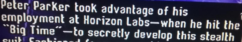 Horizon Labs (Earth-TRN579)