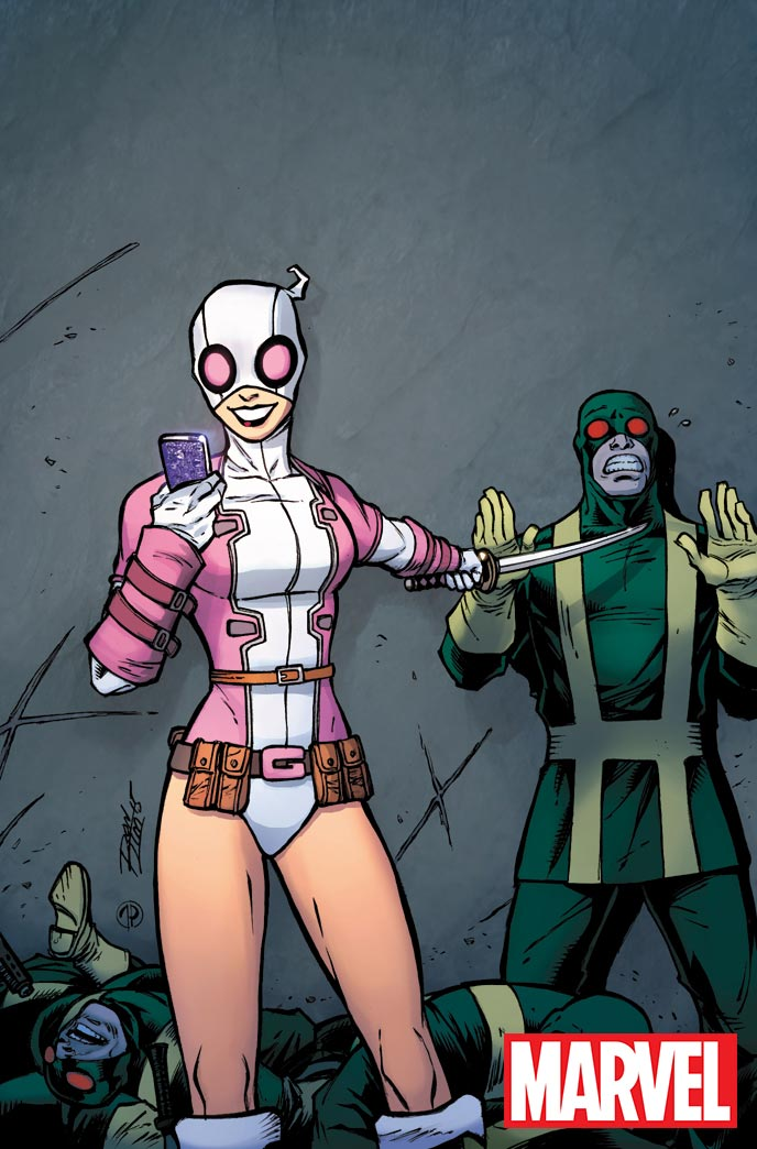 Gwenpool's Suit