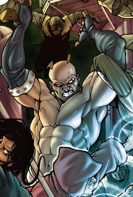 Jerry Sledge (Earth-616)