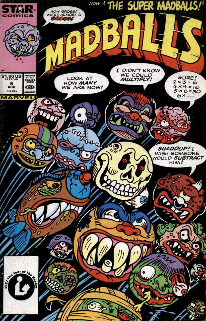 Madballs Vol 1 5