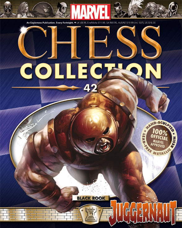 Marvel Chess Collection Vol 1 42