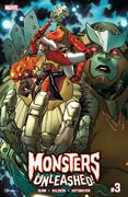 Monsters Unleashed Vol 3 3