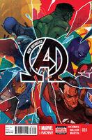 New Avengers Vol 3 23
