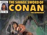 Savage Sword of Conan Vol 1 157
