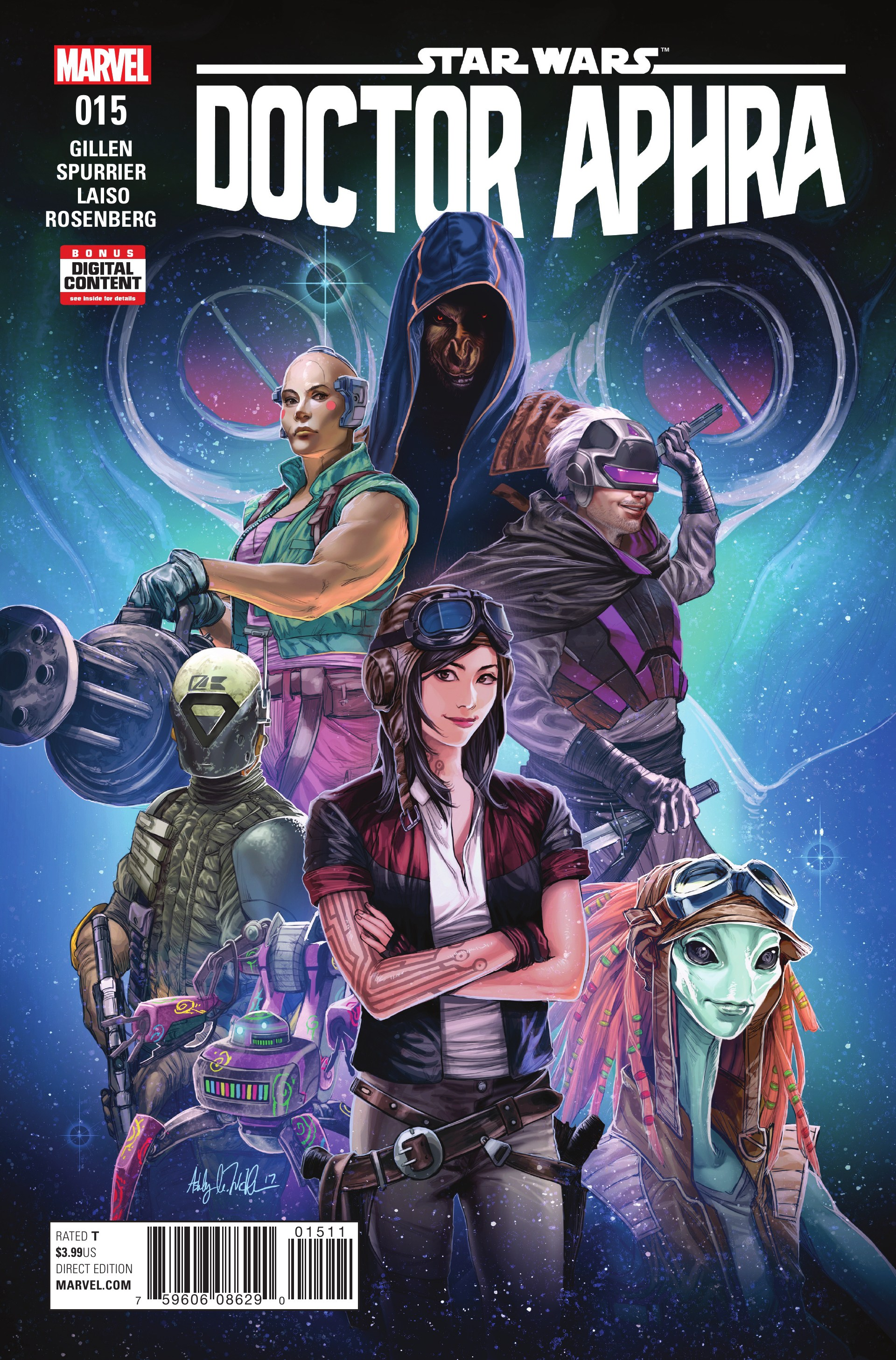 Star Wars: Doctor Aphra Vol 1 15