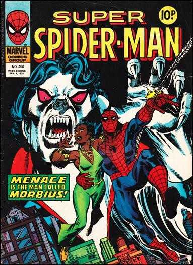 Super Spider-Man Vol 1 256