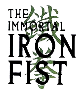 The Immortal Iron Fist (2007) Logo.png