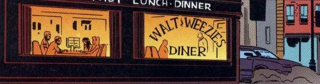 Walt Weezies Diner/Gallery
