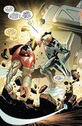 Anthony Stark (Earth-616) vs. Ultron (Earth-616) from Tony Stark Iron Man Vol 1 17 001