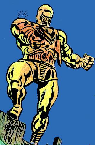 Arthur Reynolds (Earth-616)