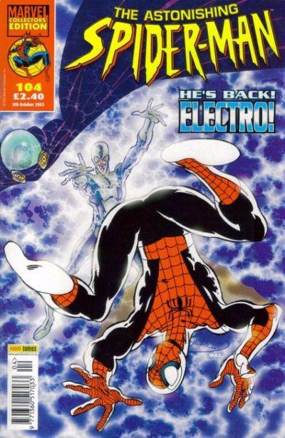 Astonishing Spider-Man Vol 1 104