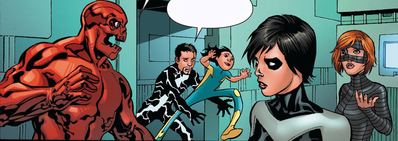 Avengers Academy (Earth-11511)