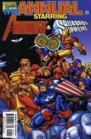 Avengers Squadron Supreme Annual Vol 1 '98