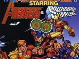 Avengers/Squadron Supreme Annual Vol 1 '98