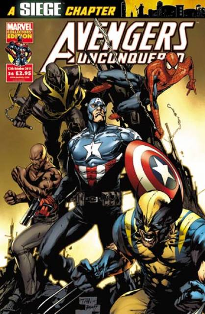 Avengers Unconquered Vol 1 36