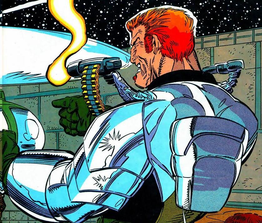 Barrett Gage (Earth-616)