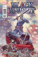 Black Knight Vol 3 5