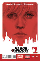 Black Widow Vol 5 1