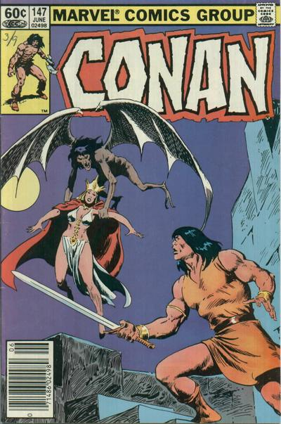 Conan the Barbarian Vol 1 147