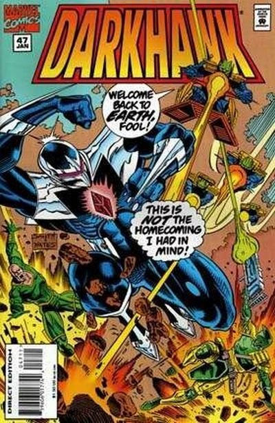 Darkhawk Vol 1 47
