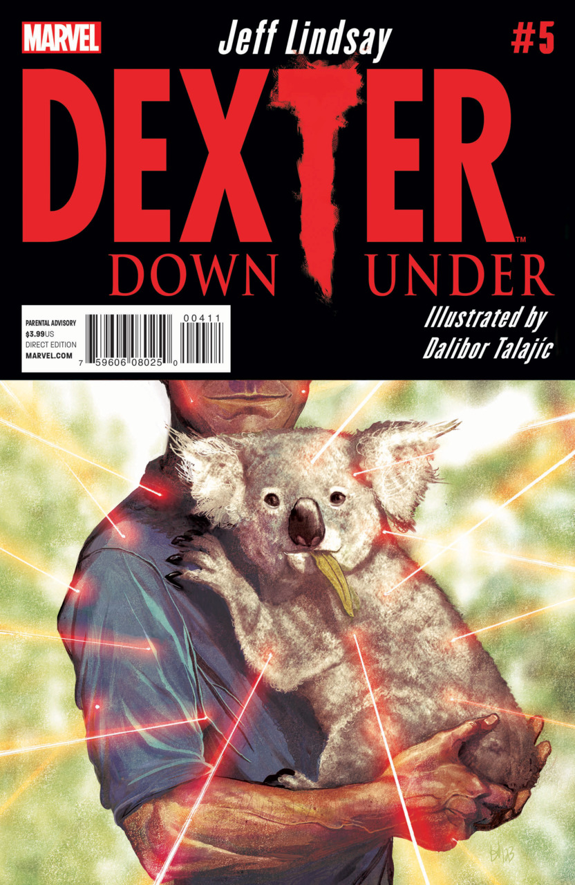 Dexter: Down Under Vol 1 5