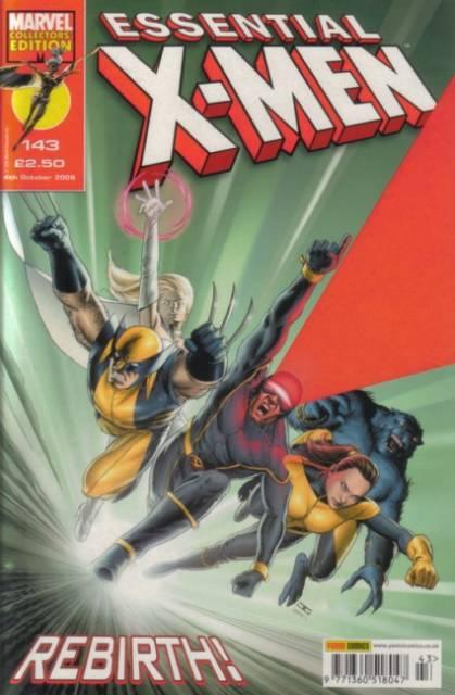 Essential X-Men Vol 1 143