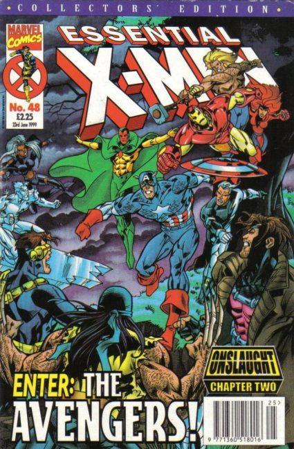 Essential X-Men Vol 1 48