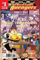 Great Lakes Avengers Vol 1 1