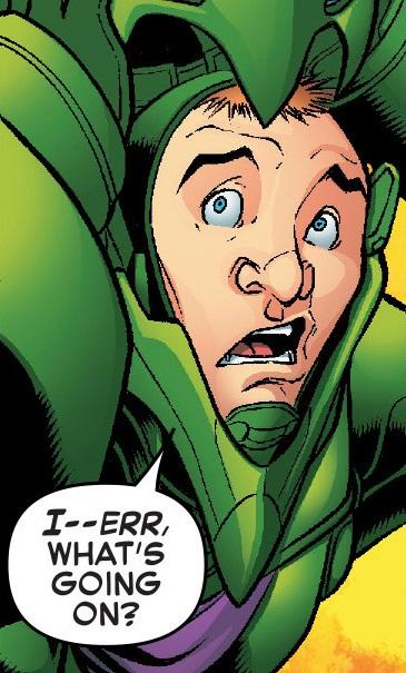 Green Goblin (Actor) (Earth-1036)