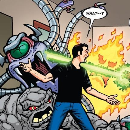 Habit Hazards (Earth-616)/Gallery