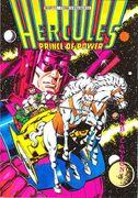 Hercules Prince of Power TPB Vol 1 1