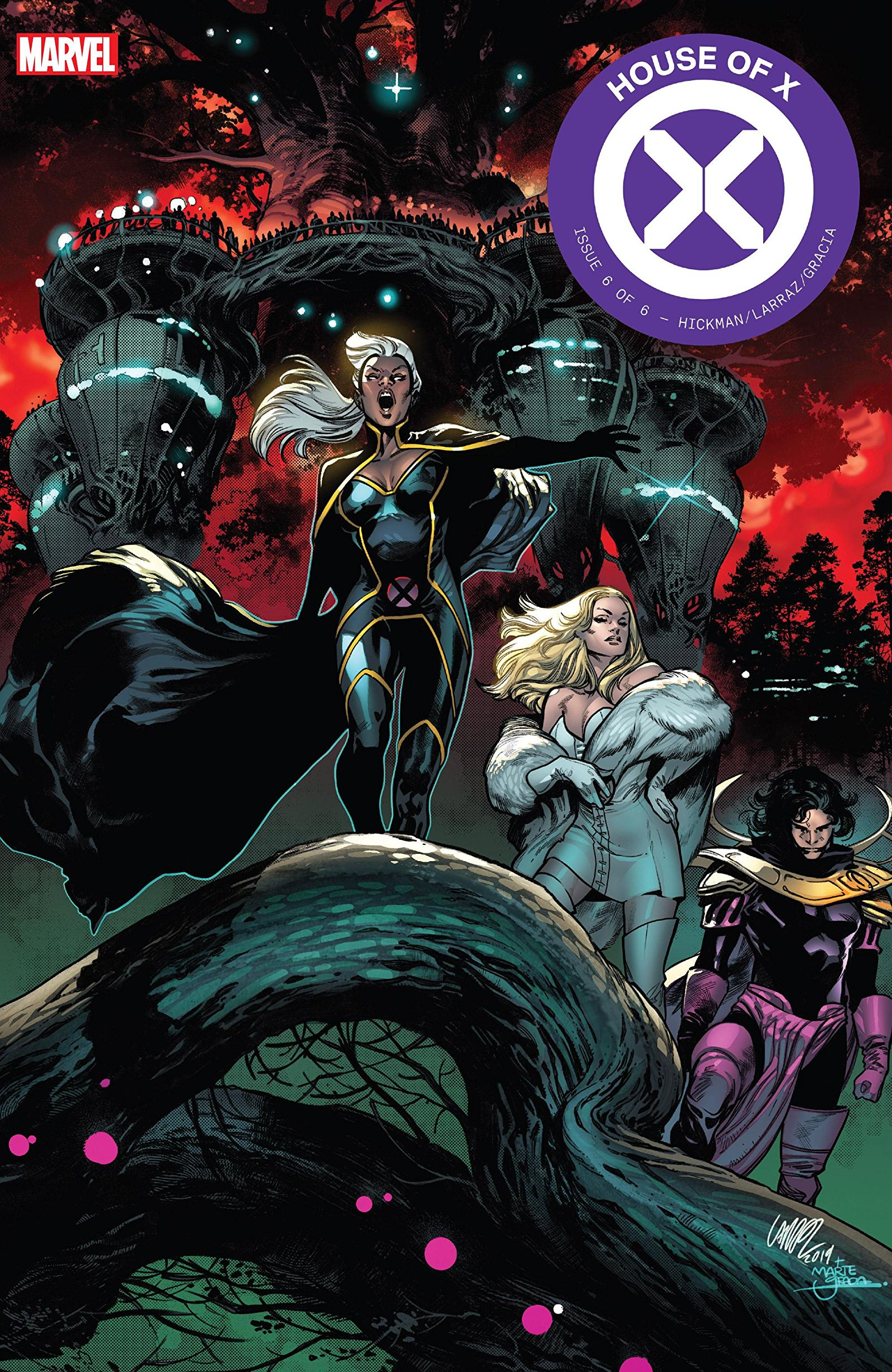 House of X Vol 1 6