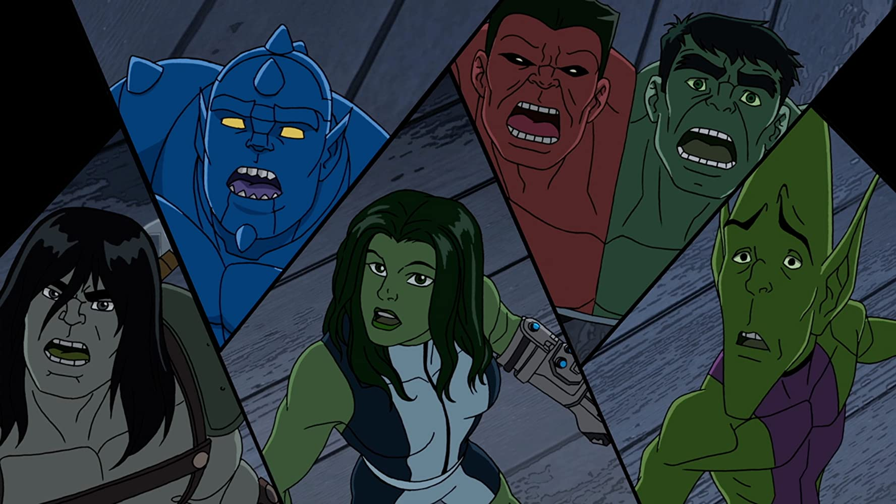 Hulk and the Agents of S.M.A.S.H. Season 1 18