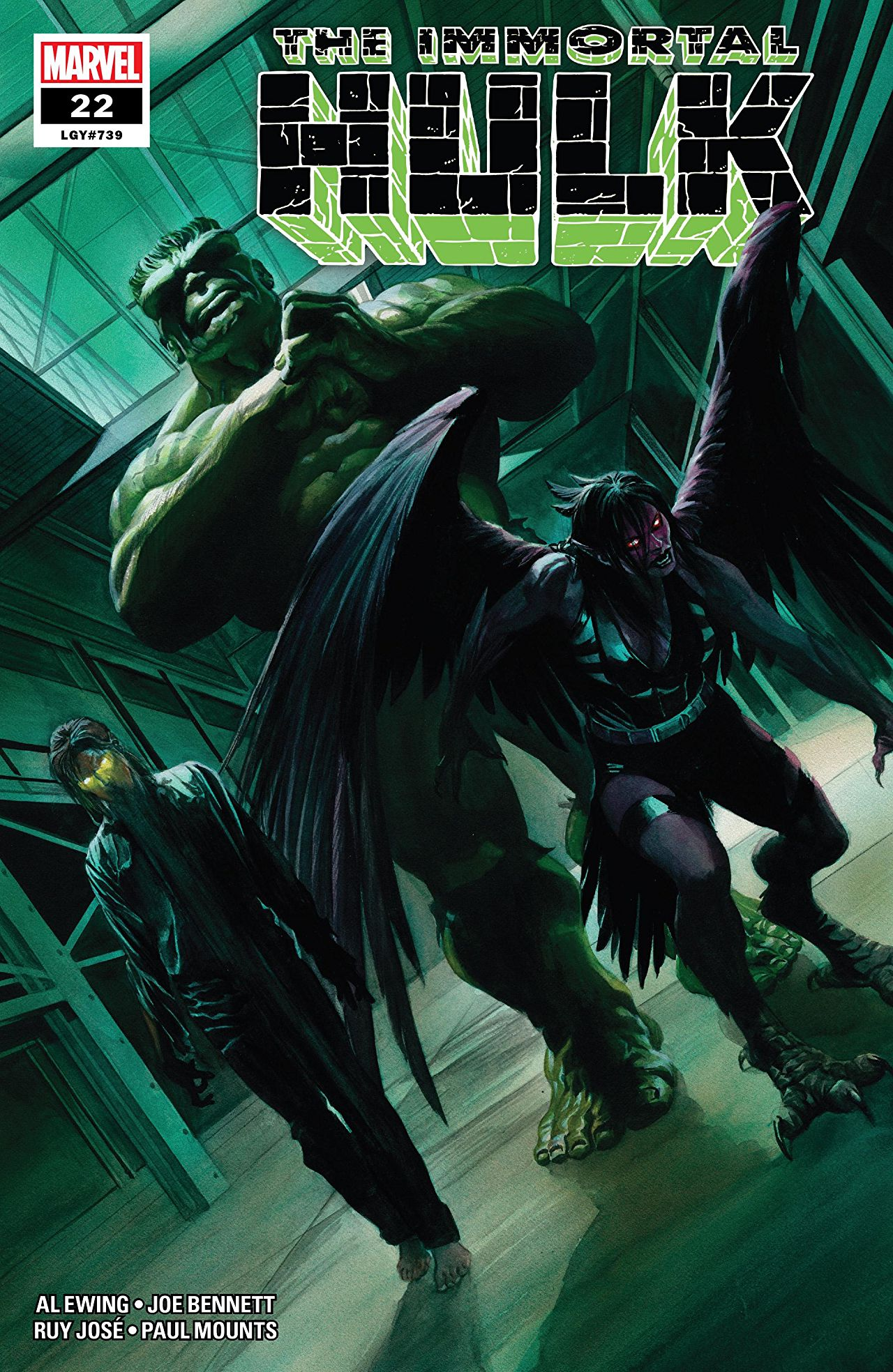 Immortal Hulk Vol 1 22