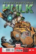 Indestructible Hulk Vol 1 3