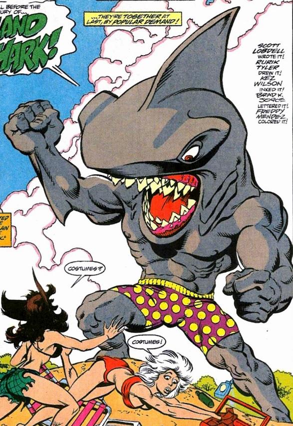 Land Shark (Earth-89923)/Gallery